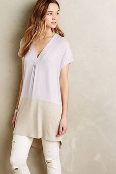Colordrop Tunic
