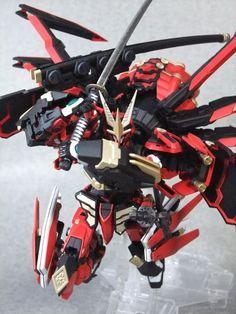 1/100 Full Armor Gundam Astray MURAMASA - Custom Build | New Gundam Models