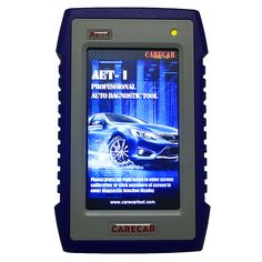Carecar Professional Diy Automotive Full System Diagnostic Tool  With Engine/SRS/Airbag/ABS Diagnostic Function