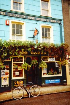 De Barra's, Clonakilty, County Cork, Ireland..the Kearney's came from County Cork to New Orleans during the Potato Famine