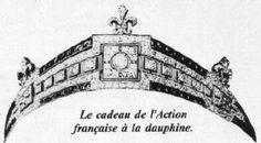 Diadema di nozze della contessa di Parigi