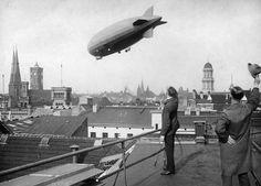 American Airship / Berlin / c. 1925