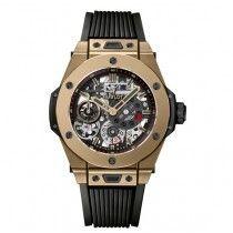 Hublot Big Bang Meca-10 Full Magic Oro 45MM Reloj 414.MX.1138.RX