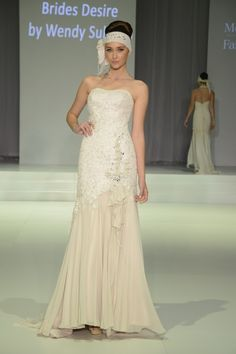 Mercedes Benz Fashion Festival Bridal Show Wows | Brides Desire by Wendy Sullivan