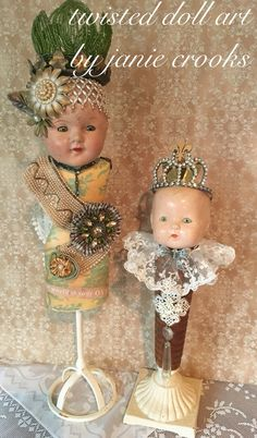 Altered Dolls