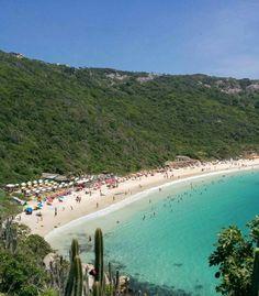 Praia do Forno - Arraial do Cabo - RJ