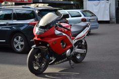 Yamaha YZF 600 R Thundercat usata a Roma Moto Web Roma