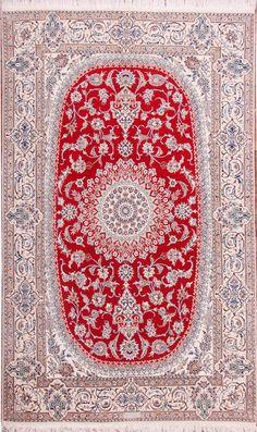 Tapis Nain 6 la partir de Iran 218 x 133 cm