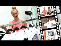 Aus alt mach neu: So peppt man alte T-Shirts im Handumdrehen auf - YouTube