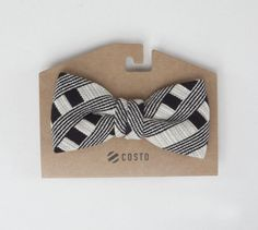 Costo Accessories - Quality, Ecology and Style Tie Accessories, Bows, Cotton, Style, Arches, Swag, Bowties, Bow, Outfits