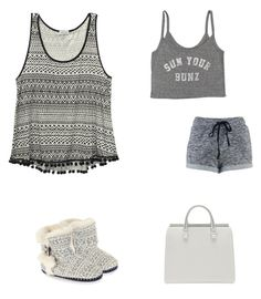 """Untitled #95"" by baileykl on Polyvore featuring Billabong, Wet Seal and Accessorize"