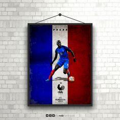 Paul Pogba - #France NT #paulpogba #pogba #euro2016 #euro #juventus #juve #vecchiasignora #bianconeri #seriea #edits #gfx #graphics #soccer #futebol #futbol #soccergfx #futbolgfx #fanart #photoshop #byrobhenriques #poster #sportsposter #sports #futebol