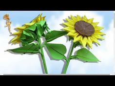 Origami : Fuchsia - YouTube