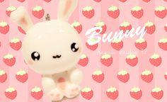 DIY Cute Kawaii Bunny Tutorial in Polymer Clay