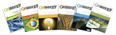 Renergy magazine. Projeto gráfico