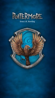 Pottermore_Ravenclaw_Screensaver_1080x1920.jpg (1080×1920) For android
