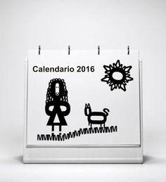 Calendario Robotype