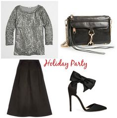 Holiday Outfit Ideas: Holiday Party