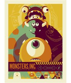 Monsters Inc :)