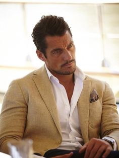 David Gandy why the face handsome ?????