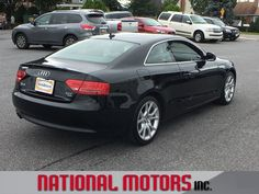 2012 Audi A5 Coupe 2.0T quattro Tiptronic for sale in Nottingham MD from National Motors Inc. Ridge Rd. #NationalMotorsInc #Nottingham #audi #inventory #usedcars