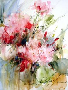 Watercolor Painting | Fábio Cembranelli - A Painter's Diary: Watercolor Demo IV