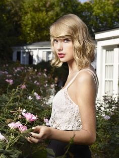 Taylor Swift / Martin Schoeller for TIME