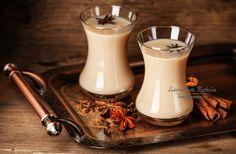 горячий чай с молоком и специями- потрясающе красивые фотографии Натальи Лисовской