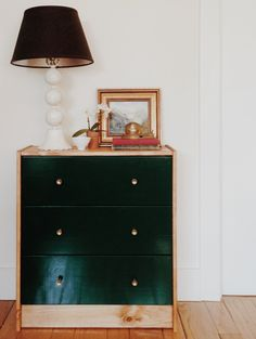 This was my first Ikea hack–although I prefer the...