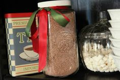 Gifts You Can Make: Delicious Hot Drink Mixes | The Motherload