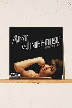 Amy Winehouse - Back To Black LP