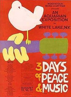 Art Woodstock hippie-heart
