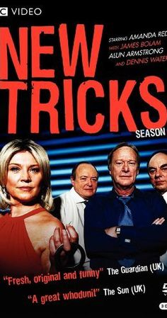 A woman boss (Amanda Redman) and 3 old detectives. Alun Amstrong is amazing. Between 2003 - James Bolam, Amanda Redman, Little Dorrit, Cold Case, Video New, Drama Series, Old Tv, New Tricks