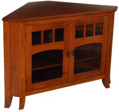 corner TV stand http://www.ohiohardwoodfurniture.com/upload/images/products/quality_wood_products/old_world_folder/OW32_corner_TV_stand/OW32_corner-TV-stand.jpg