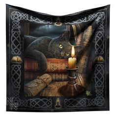 The Witching Hour Altar Cloth | The Twisted Willow