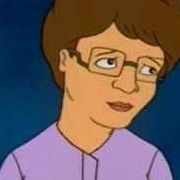 """""""Happy Labor Day, America."""" FB profile picture of Peggy Hill.  Ho-YEAH!"""