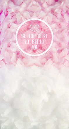 Be the Best at being you - #quotes iPhone wallpaper @mobile9