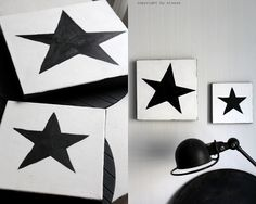 DIY: simple wall art