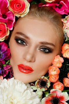Beauty in flowers  Mua Tanyaw
