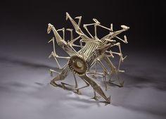 Art in Bones: 3D Printed Sculptures from The Czech Republic by Hannah Rose Mendoza | Jul 8, 2014 | 3D Design, 3D Printing