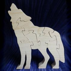 Woodworking Toys, Woodworking Patterns, Diy Wood Projects, Wood Crafts, Scroll Saw Patterns Free, Wooden Shapes, Diy Easter Decorations, Christmas Wood, Wooden Puzzles