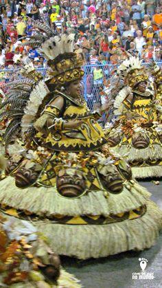 Carnaval Rio de Janeiro 2014. Uma das maiores festas do mundo!