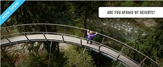 If you are looking for some thrilling Vancouver activities, check out Cliffwalk at Capilano Suspension Bridge, in beautiful North Vancouver. Cliffwalk follows a granite precipice along Capilano River with a labyrinth-like series of narrow cantilevered bridges, stairs and platforms. With only 16 anchor points in the cliff supporting the structure, the new Cliffwalk is both environmentally sensitive and adrenaline pumping!  www.facebook.com/wildcanadasalmon
