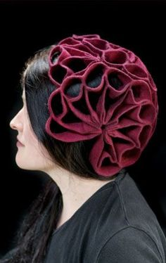 700328fb www.magarimagari.de Kleid Überwurf, Haarschmuck Diy, Mode Hüte, Hüte Und