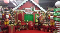 Awesome Christmas scene for Santa