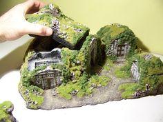 Necropolis wargame terrain,scenery...