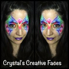 Mask by Crystal's Creative Faces