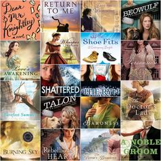 Best Christian Fiction Books of 2013-- I read Dear Mr. Knightley and I loved it, I might have to check some of these out.