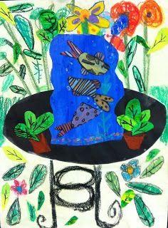 Matisse fishbowl for kids