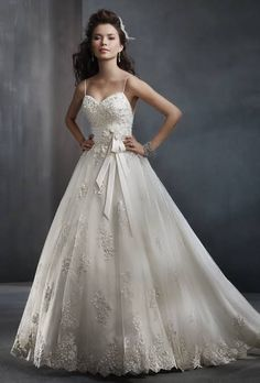 Alfred Angelo style #2300. Gorgeous